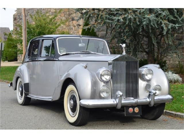 1953 Rolls-Royce Silver Dawn | 673394