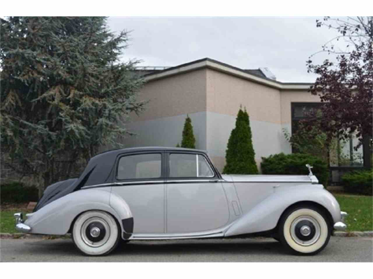 Large Picture of '53 Silver Dawn - EFLE