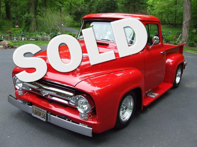 1956 Ford F100   673437