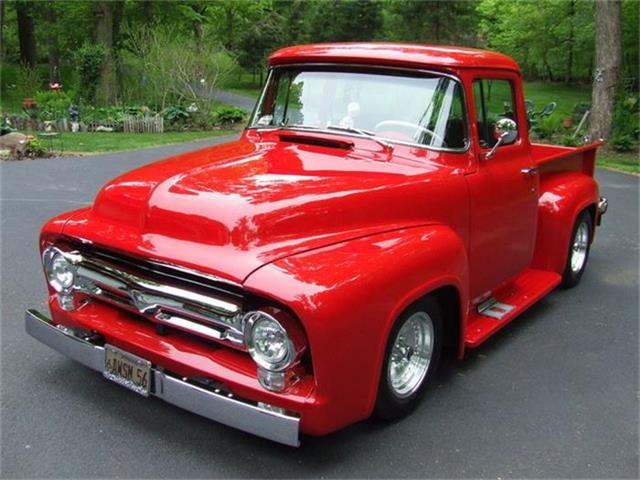 1956 Ford F100 | 673437