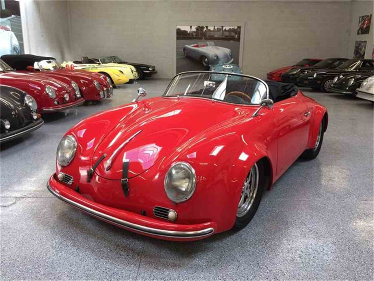 Classic Porsche Speedster For Sale On Pg 2