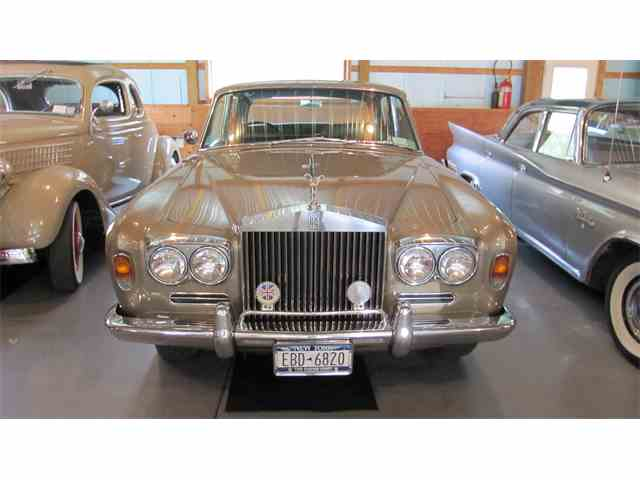 1967 rolls royce silver shadow for sale on. Black Bedroom Furniture Sets. Home Design Ideas