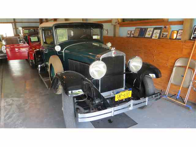 1928 Hupmobile Century Six | 673533