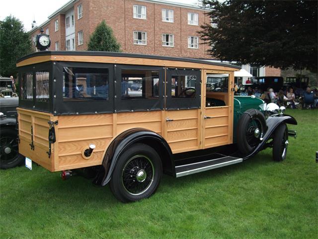 1929 Franklin Wagon | 673536