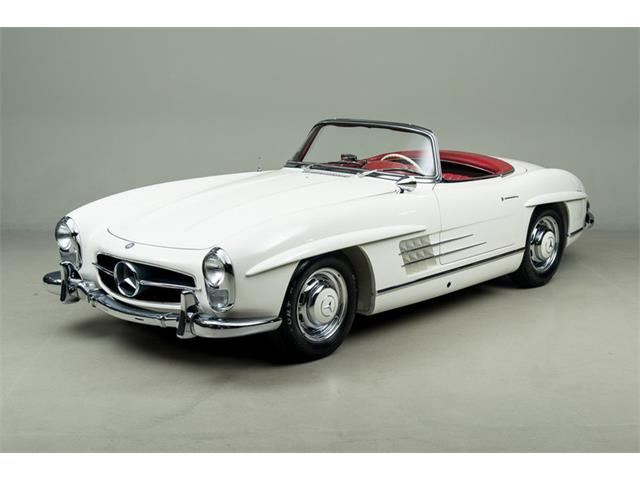 1963 Mercedes-Benz 300SL | 673559