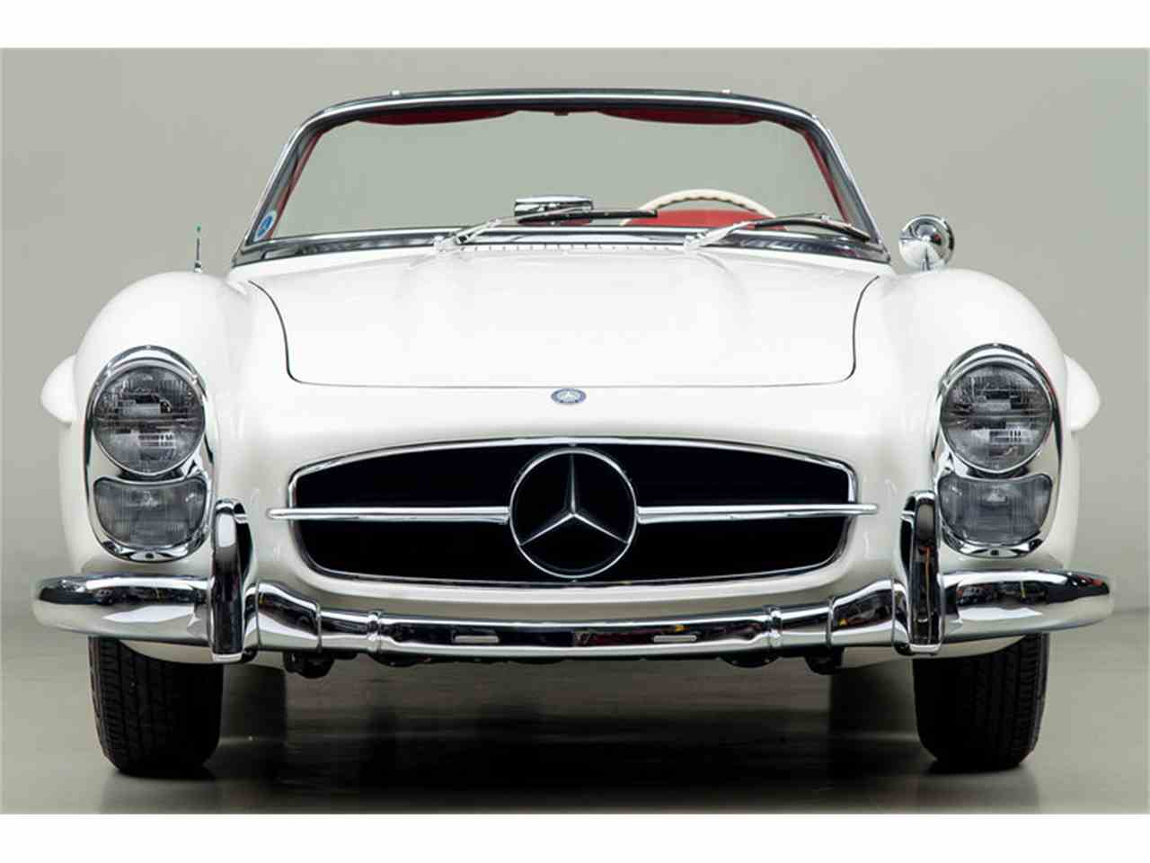 1963 Mercedes Benz 300sl Roadster For Sale Classiccars