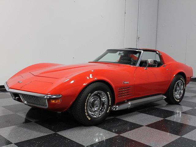 1971 Chevrolet Corvette | 673636