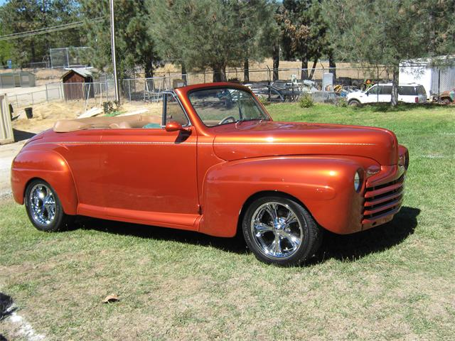 classifieds for 1946 to 1948 ford convertible 11 available. Black Bedroom Furniture Sets. Home Design Ideas