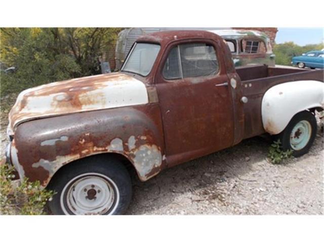 1951 Studebaker Pickup | 673702