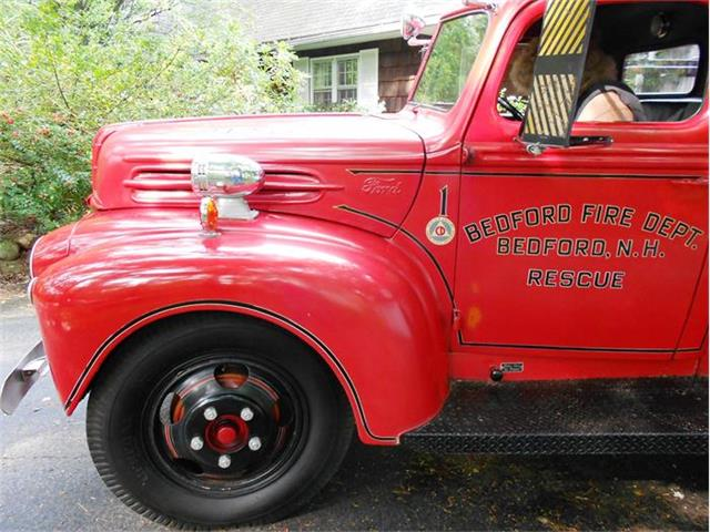 1946 Ford Fire Truck | 673758
