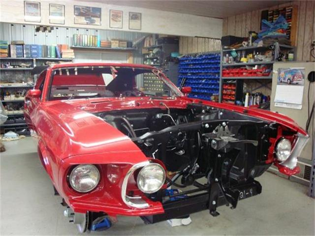 1969 Ford Mustang | 674131