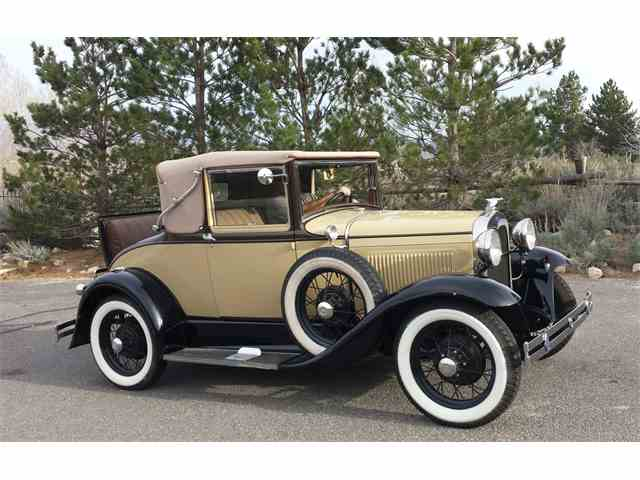1930 Ford Model A | 674194