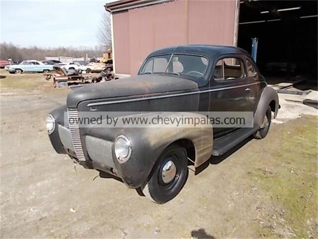 1940 Nash Lafayette | 674204