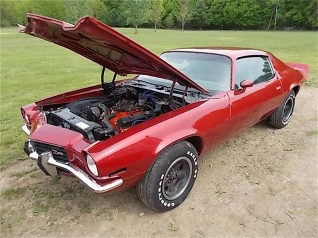 1973 Chevrolet Camaro | 674206