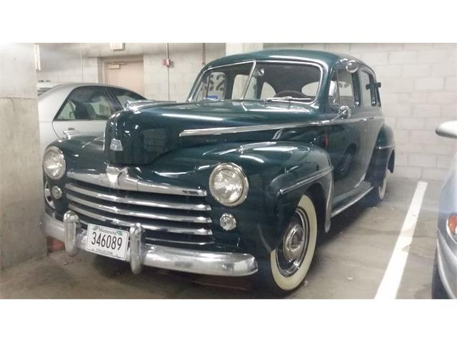 1947 FORD SUPER DELUXE 4 DOOR | 674257
