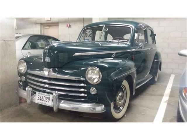 1947 FORD SUPER DELUXE 4 DOOR | 674257