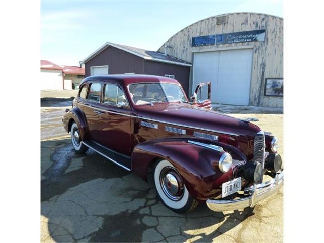 1940 Cadillac LaSalle | 674262