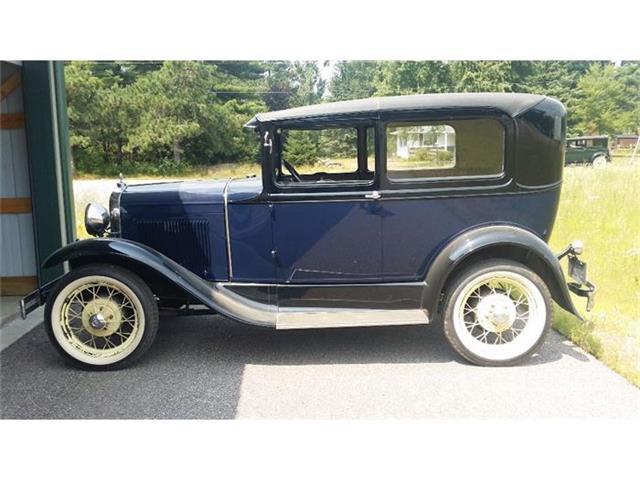 1930 FORD MODEL A 2 DOOR | 674269