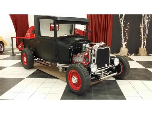 1929 Ford Hot Rod | 674270