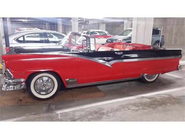1956 Ford Sunliner | 674280