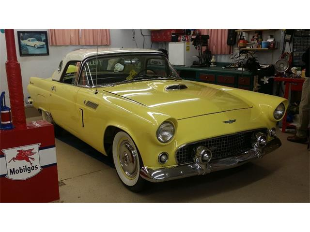 1956 Ford Thunderbird | 674284
