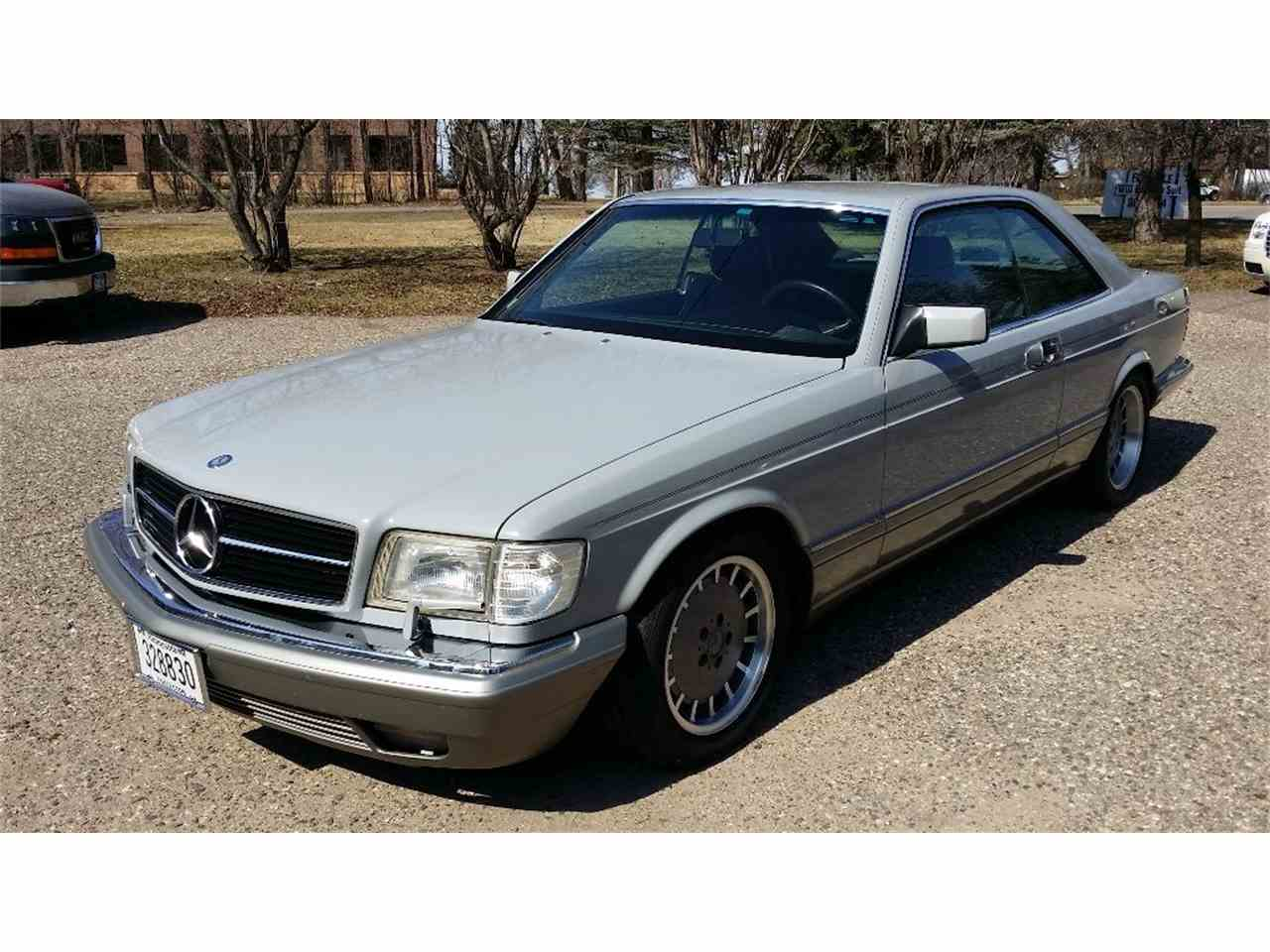 1987 mercedes benz 560sec for sale cc