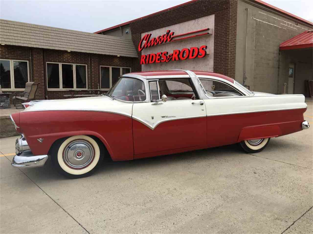 1955 ford fairlane crown victoria blog cars on line - 1955 Ford Crown Victoria For Sale Cc 674308