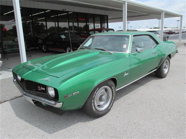 1969 Chevrolet Camaro | 674356