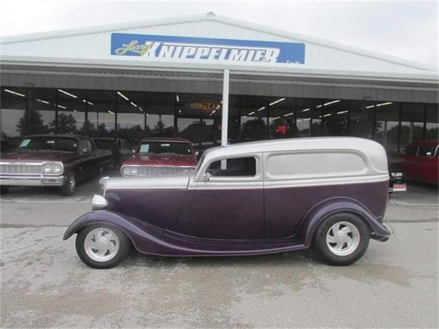 1934 Ford Sedan Delivery | 674360