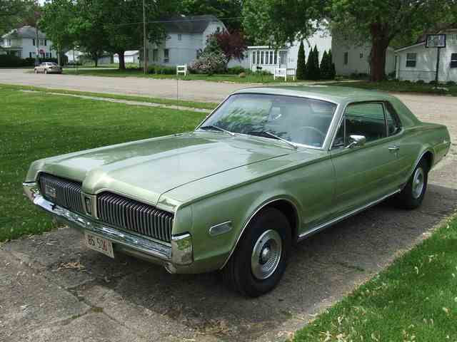 1968 Mercury Cougar For Sale On Classiccars Com 10 Available