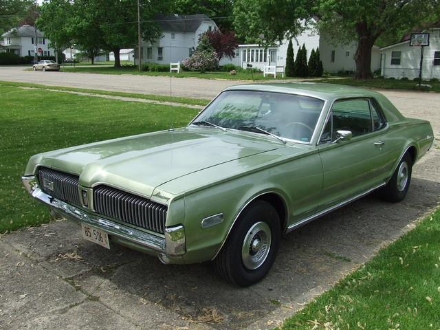 1968 Mercury Cougar | 674431