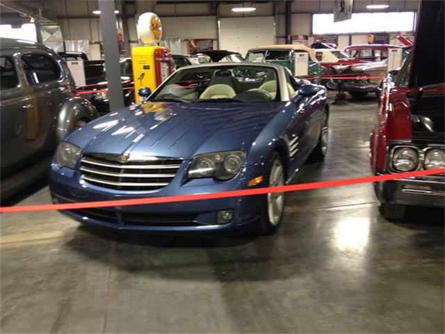 2005 Chrysler Crossfire | 674527