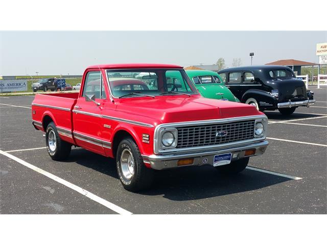1971 Chevrolet C10 | 670049