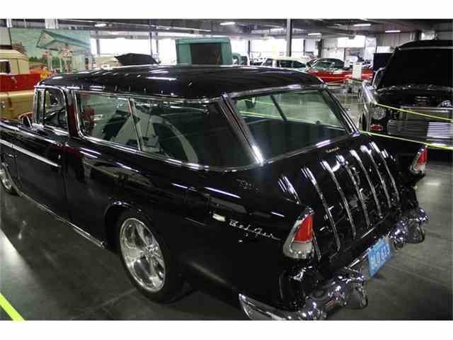 1955 Chevrolet Nomad | 676238