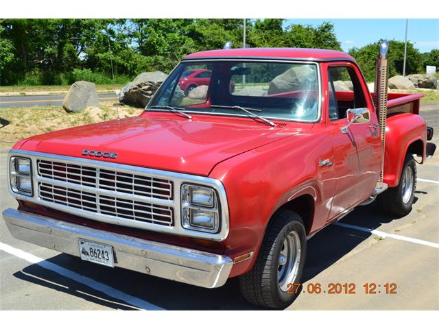 1979 Dodge Little Red Express | 676254
