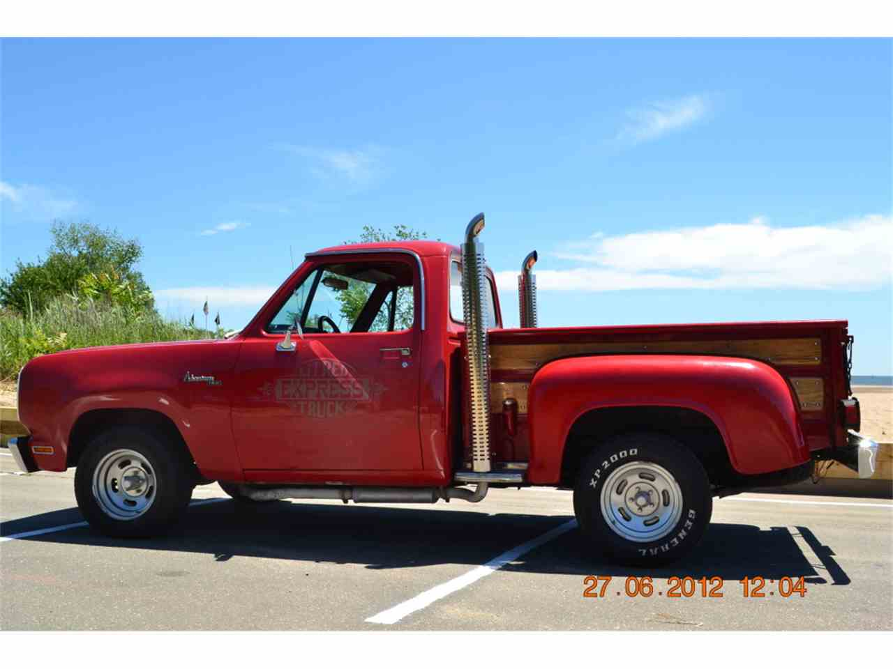 1979 dodge little red express for sale cc 676254. Cars Review. Best American Auto & Cars Review