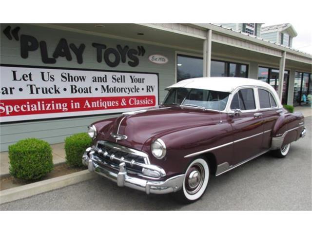1952 Chevrolet Styleline Deluxe | 676481