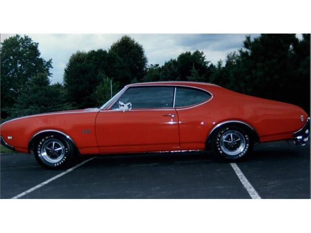 1969 Oldsmobile 442 Holiday | 676498