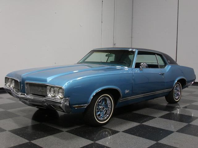 1970 Oldsmobile Cutlass | 676612