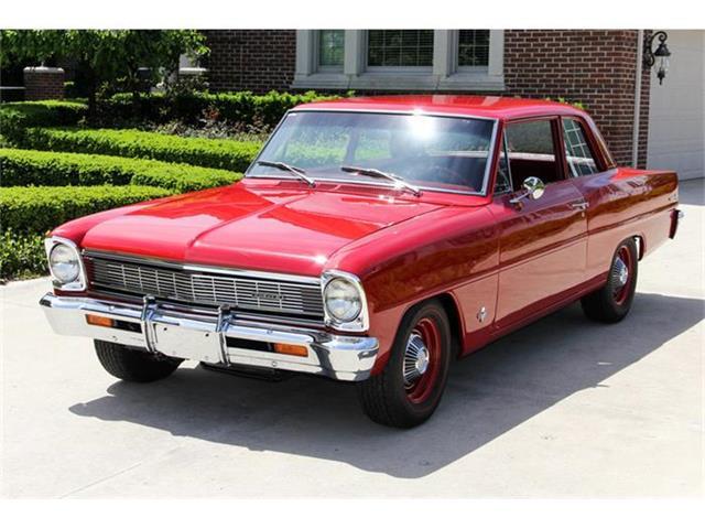 1966 Chevrolet Nova | 676624