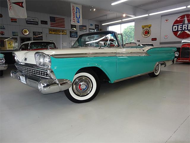 1959 Ford Galaxie | 676626