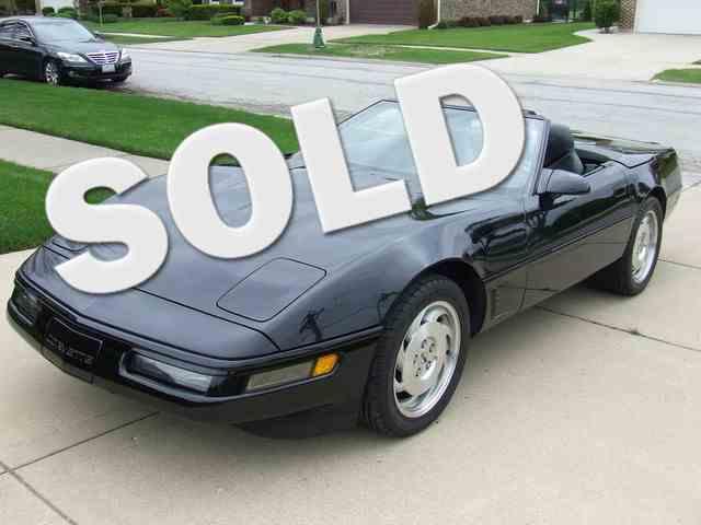 1995 Chevrolet Corvette | 676629