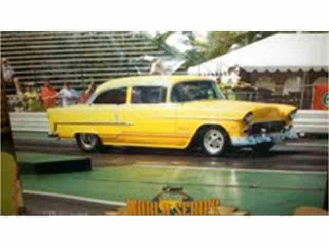 1955 Chevrolet Bel Air   676722