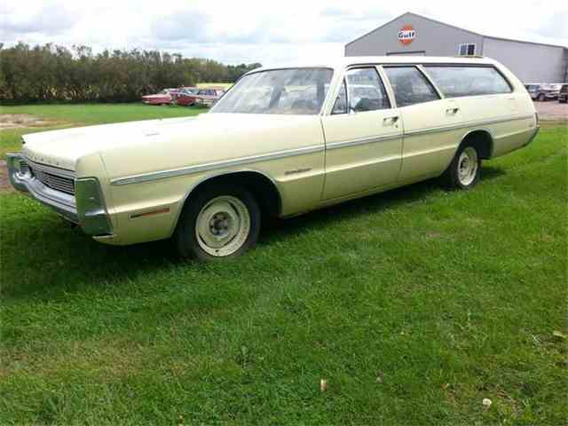 1970 Plymouth Fury | 676791