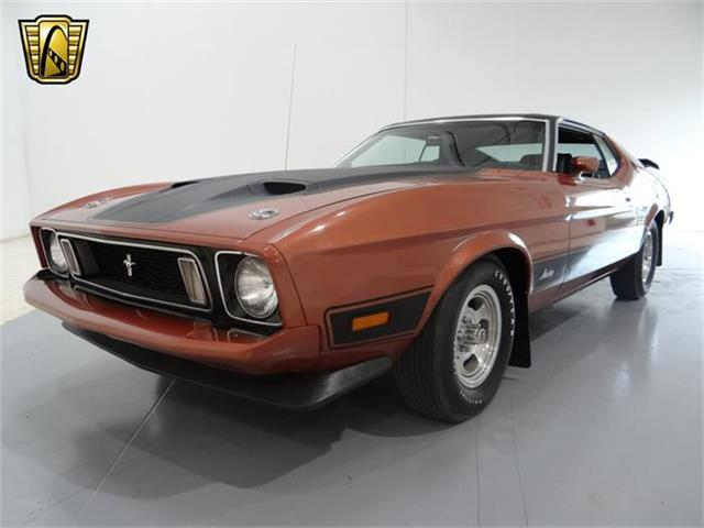 1973 Ford Mustang | 676956