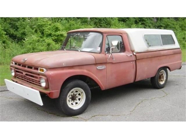 1966 Ford F250 | 678032