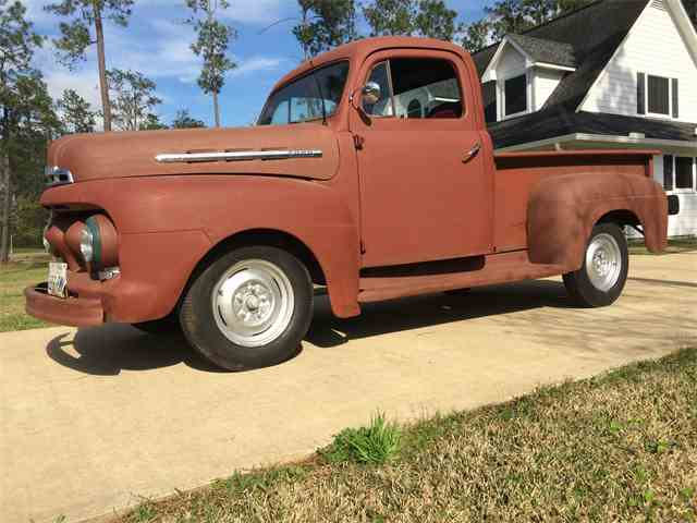 1951 Ford F100 | 678125