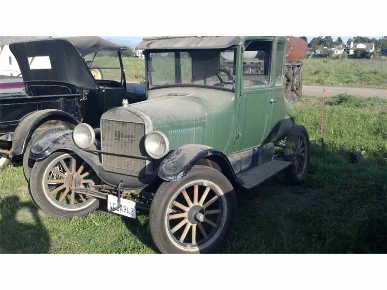 1925 Ford Coupe for Sale - CC-678152