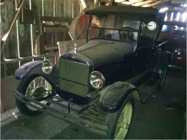 1925 Ford Model T | 678156