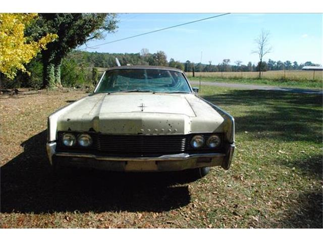 1966 Lincoln Continental | 678162